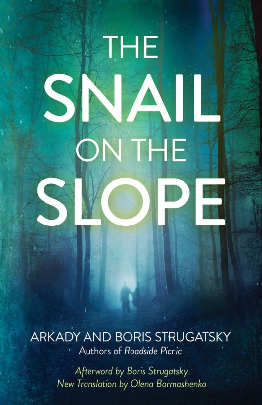 The Snail On The Slope book cover Strugatsky