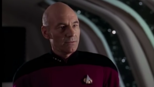 The Next Generation Patrick Stewart