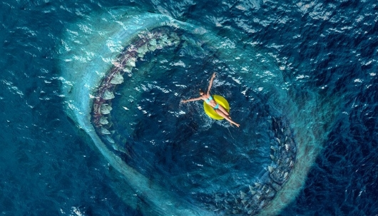 The Meg Movie Header