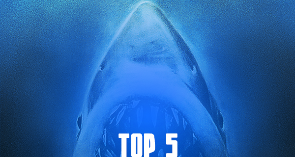 Top 5 Shark movies
