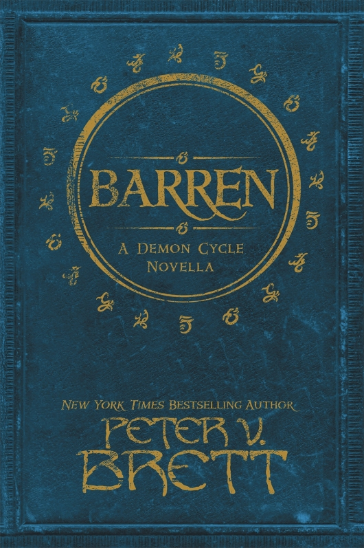 Barren: A Demon Cycle Novella cover