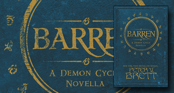 Barren: A Demon Cycle Novella Review