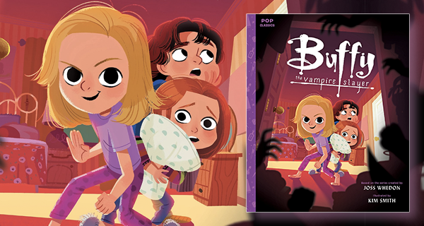 Buffy the Vampire Slayer: A Picture Book review