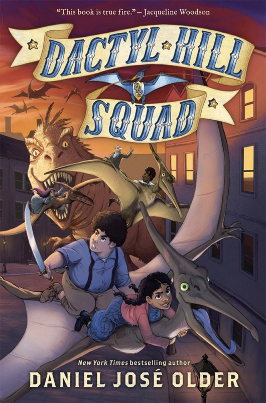 Dactyl Hill Squad cover