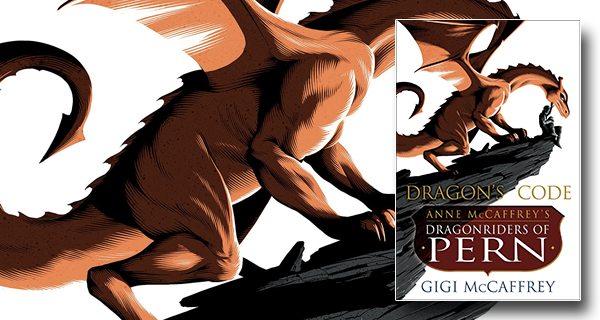 Dragon's Code Anne McCaffrey's Dragonriders of Pern book review