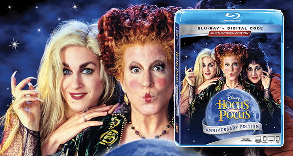 Hocus Pocus Blu-ray review