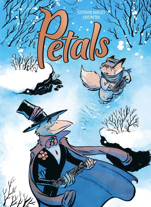 Petals OGN comic cover