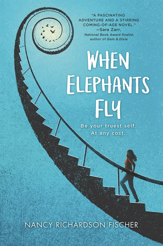 When Elephants Fly cover