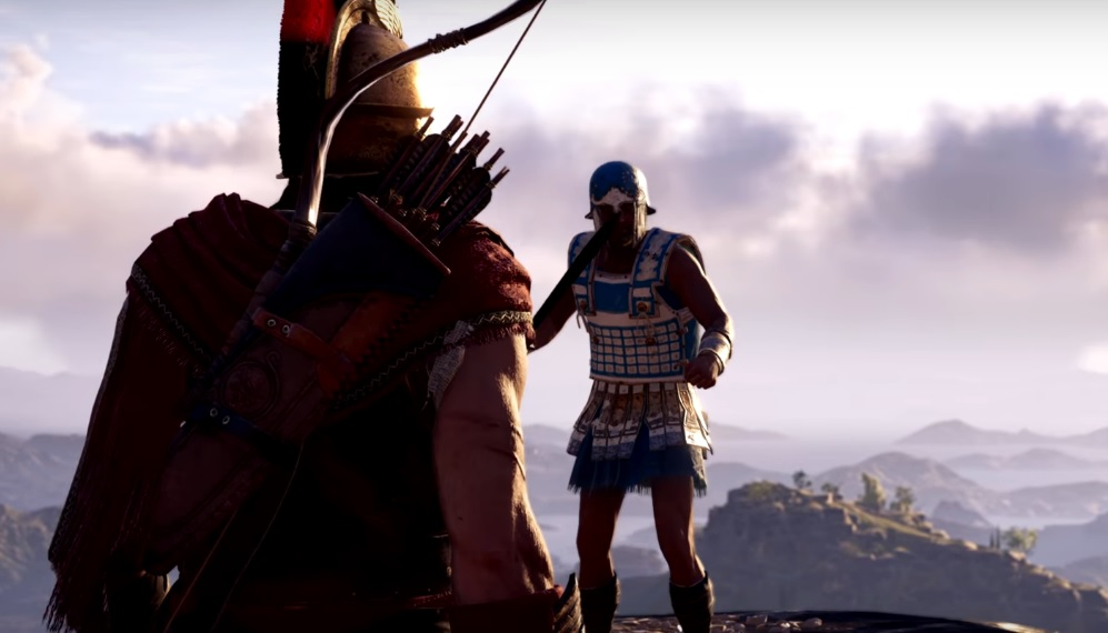 """New 'Assassin's Creed Odyssey' Trailer """"Power Of Choice ..."""
