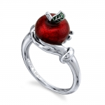 Disney x RockLove Snow White Apple Ring