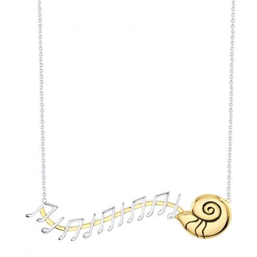 Disney x RockLove Little Mermaid Aria Necklace