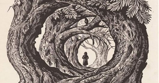 In The Night Wood By Dale Bailey Header