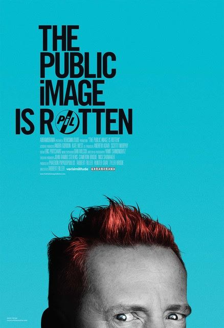 The Public Image Is Rotten poster John Lydon