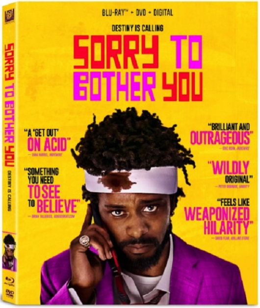 Sorry to Bother You Cover Art