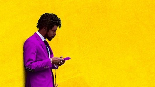 Sorry to Bother You Header Image