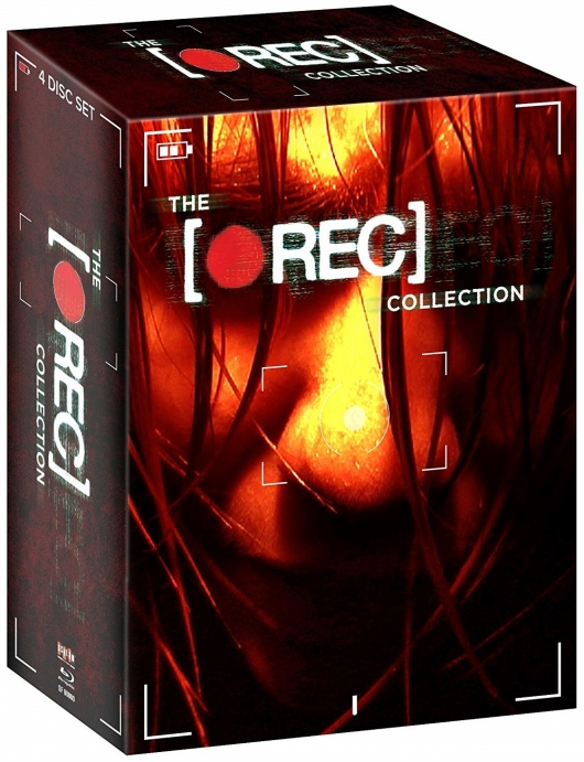 The [REC] Collection Scream Factory