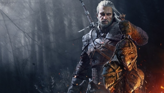 Geralt of Rivia In The Witcher 3: Wild Hunt