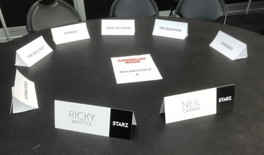 American Gods roundtable