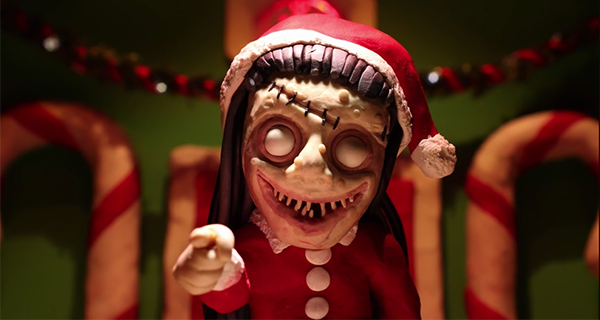 The Beauty of Horror: Ghosts of Christmas: Ghouliana