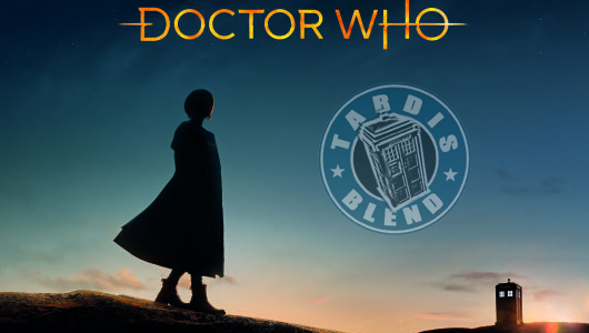 The Doctor Who TARDISblend 114: The Woman Who Fell to Earth