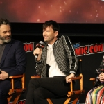 Good Omens Cast Panel NYCC