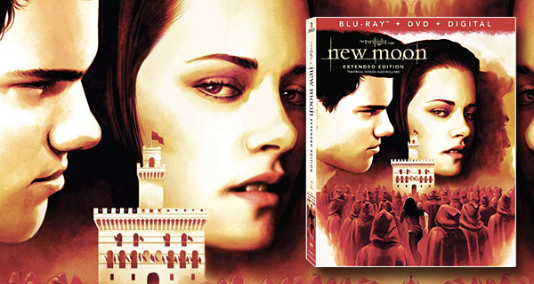 The Twilight Saga: New Moon Extended Edition Blu-ray review