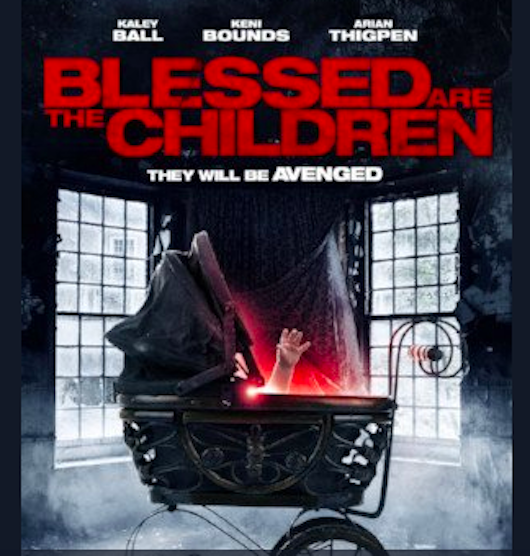 Blessed Are The Children Cover