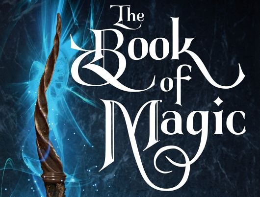 The Book Of Magic header