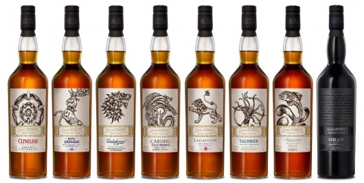 Game of Thrones Scotch Whisky Collection