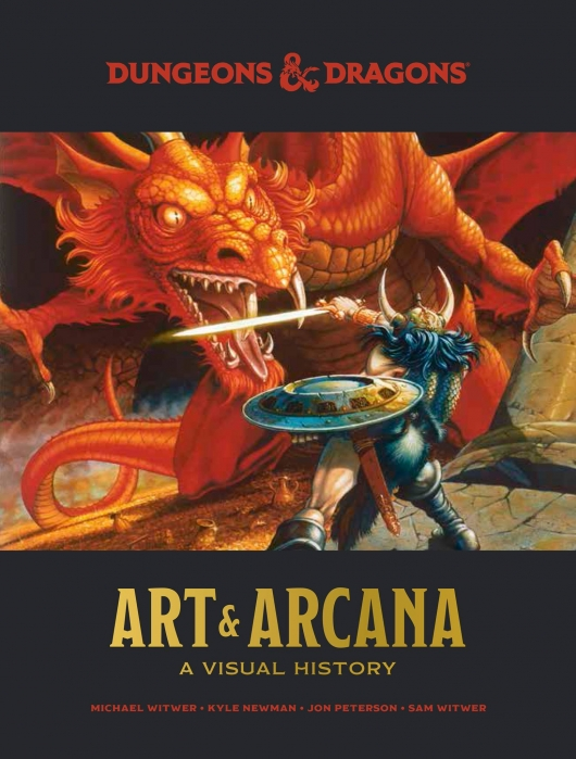 Dungeons and Dragons: Art and Arcana: A Visual History