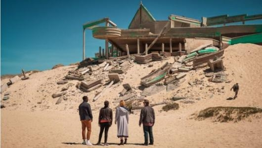 Doctor Who 11.2 The Ghost Monument BBC