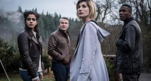 Doctor Who 11 1 The Woman Who Fell To Earth