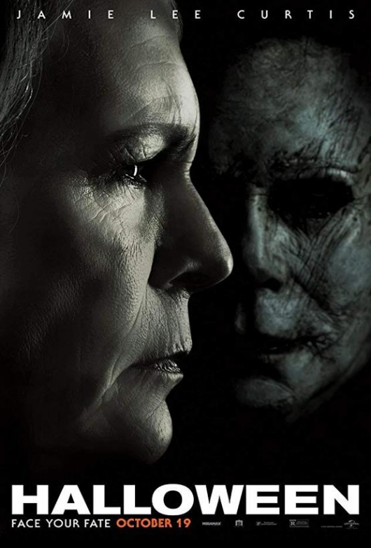 Halloween (2018) movie poster