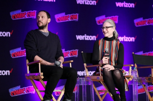NYCC 2018 Netflix and Chills Panel The Dark Crystal: Age of Resistance