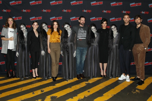 NYCC 2018 Netflix and Chills Panel The Haunting of Hill House