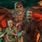Stan Against Evil Season 3 banner NYCC 2018