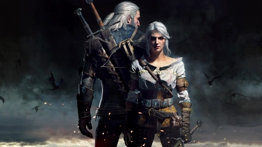 The Witcher 3 Ciri and Geralt