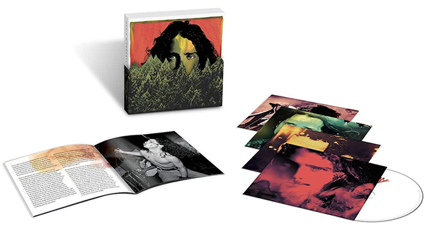 Chris Cornell Deluxe Box Set