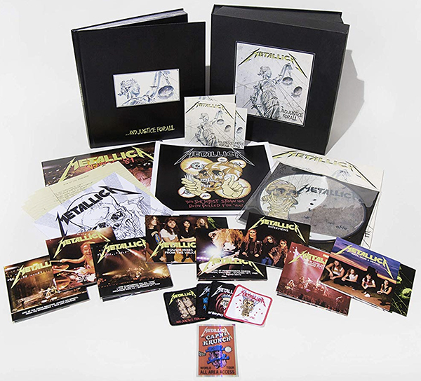 Metallica: …And Justice for All Remastered Deluxe Box Set
