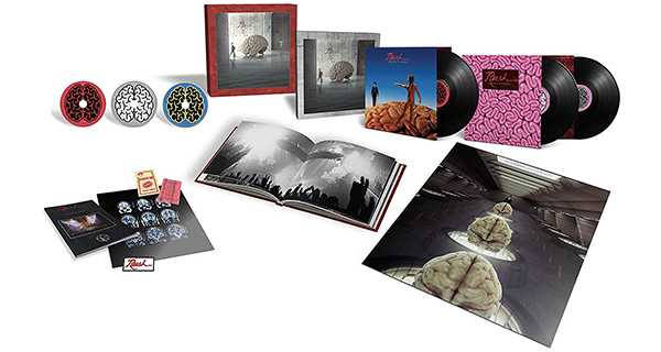 Rush: Hemispheres 40th Anniversary Box Set