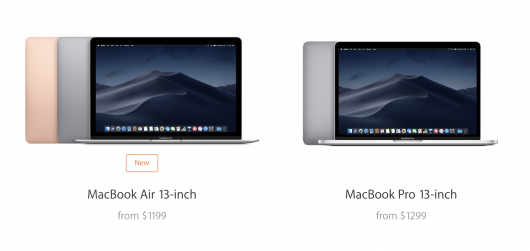 MacBook Air & Pro 13""