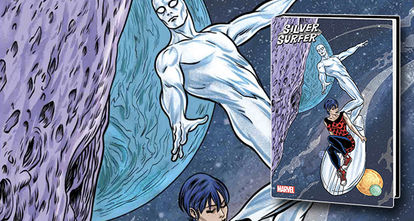 Silver Surfer by Slott and Allred Omnibus