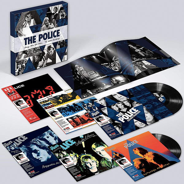 The Police: Every Move You Make: The Studio Recordings Box Set