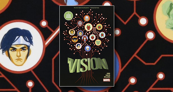 The Vision Deluxe Hardcover