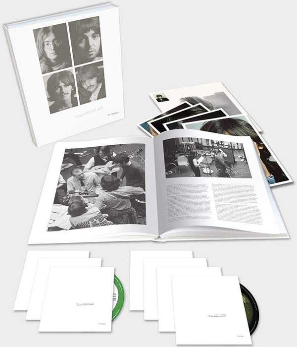 The White Album 50th Anniversary Super Deluxe Edition