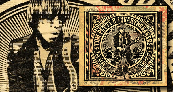 Tom Petty And The Heartbreakers: The Live Anthology