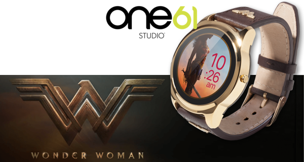 Wonder Woman smartwatch contest