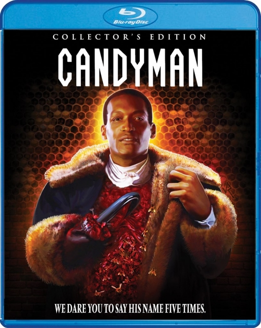 Candyman Blu-ray Cover Art