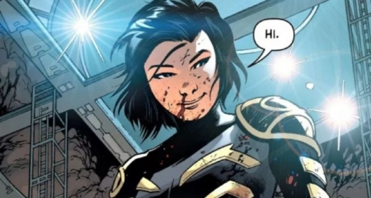 Birds Of Prey Cassandra Cain