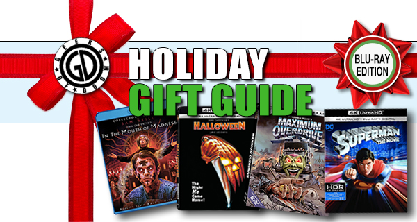 Holiday Blu-ray Gift Guide 2018